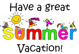 Have a great summer vacation
